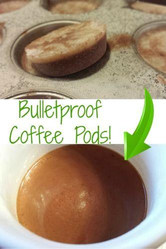bulletproof coffee pods Trim Healthy Mama Recipes