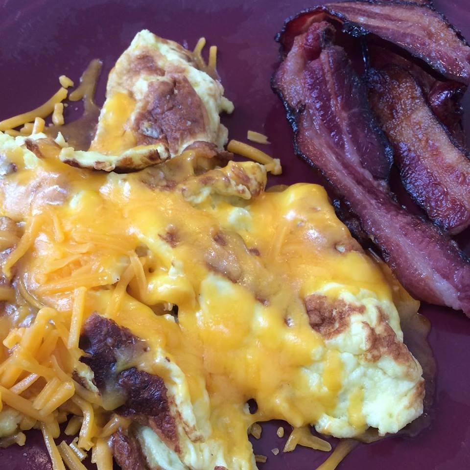 omelette fail