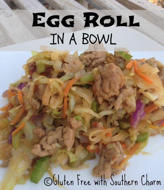Egg Roll In A Bowl Trim Healthy Mama Recipes