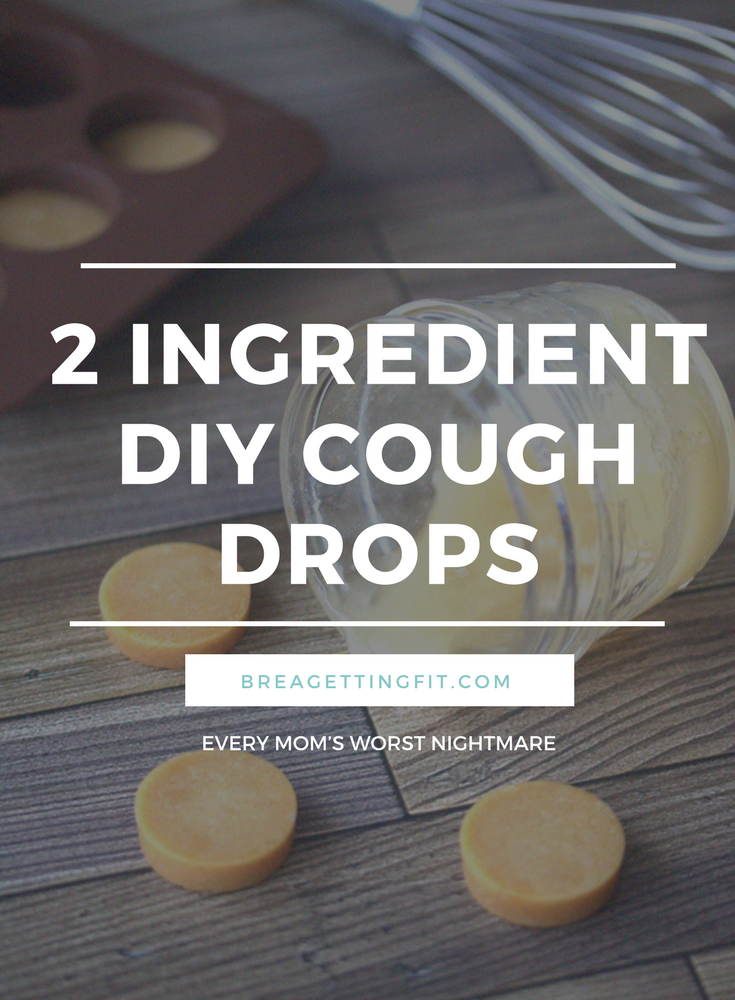 2 Ingredient DIY Cough Drops