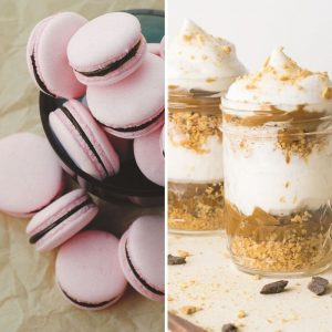 Have you heard of aquafaba? No? It's the liquid that comes with canned chickpeas, and it's amazing! Test it out using these aquafaba recipes. #aquafaba #chickpeas #vegan #breagettingfit