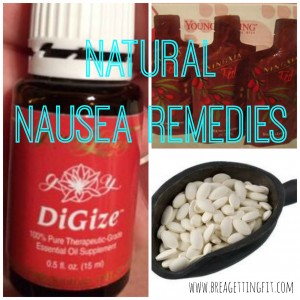 Natural ways to relieve nausea