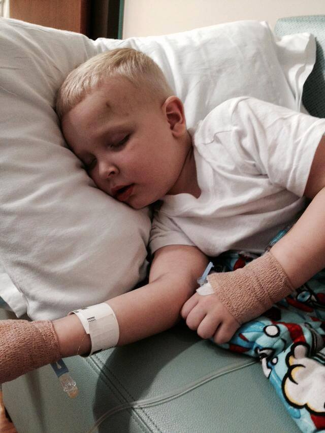severe aplastic anemia team calvin - The Realities of Parenting a Critically Ill Child