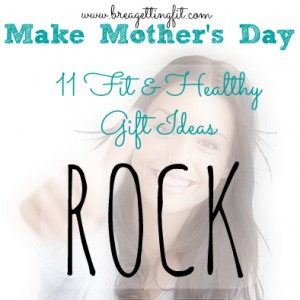 make mother's day rock