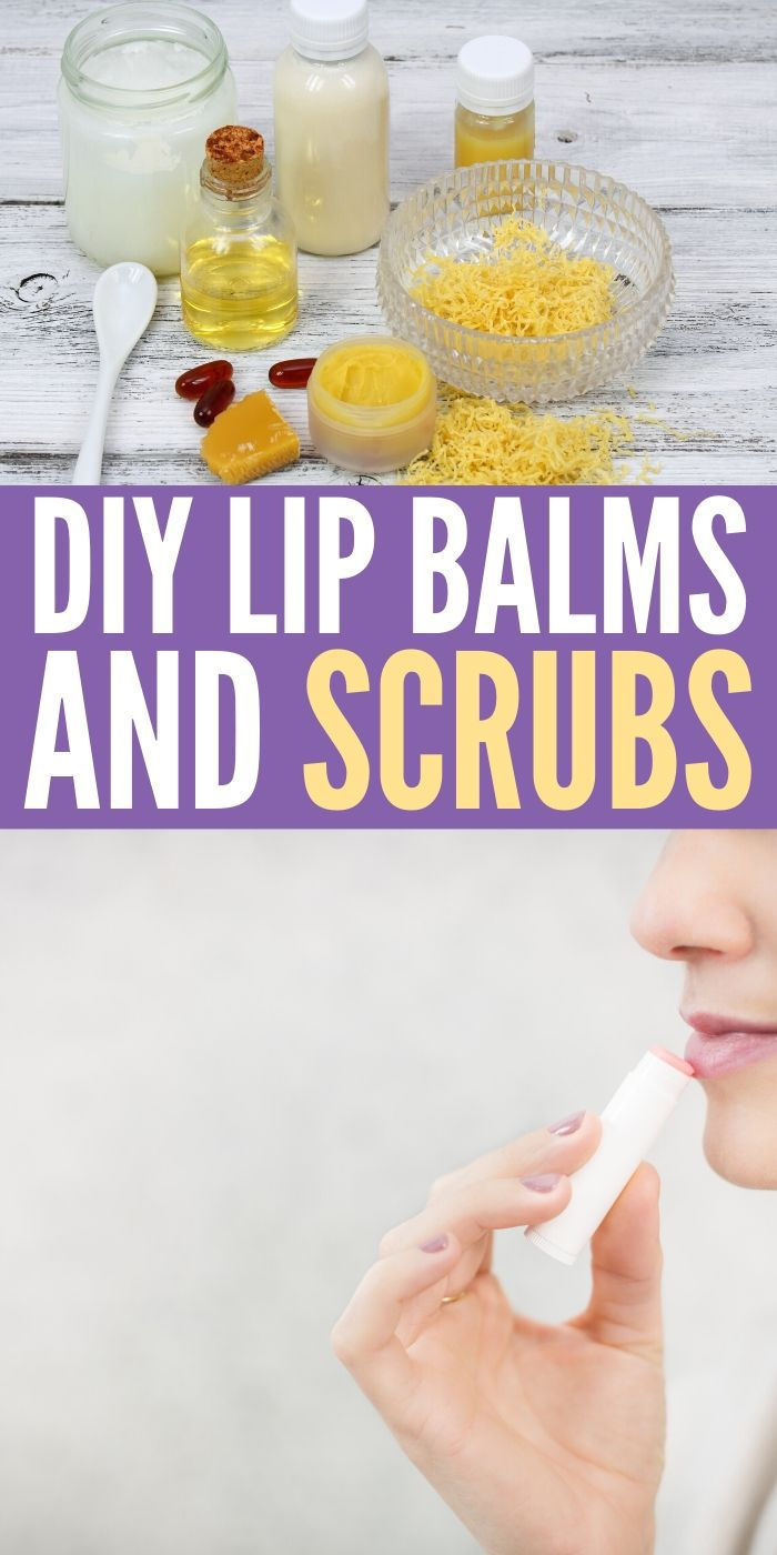Making your own easy DIY lip balm and scrubs is so much fun! Plus, it feels so good to use your newly made items and they smell amazing too. #lipbalm #bodyscrubs #diy #doityourself #homemade #easy #simple #breagettingfit