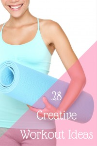 28 Creative Workout Ideas