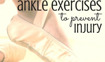 4 Essential Ankle Exercises To Prevent Injury