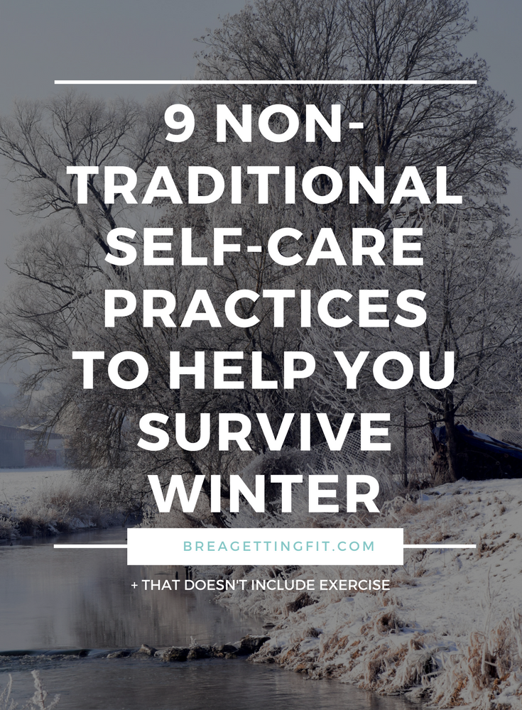 Non-Traditional Self-Care Practices