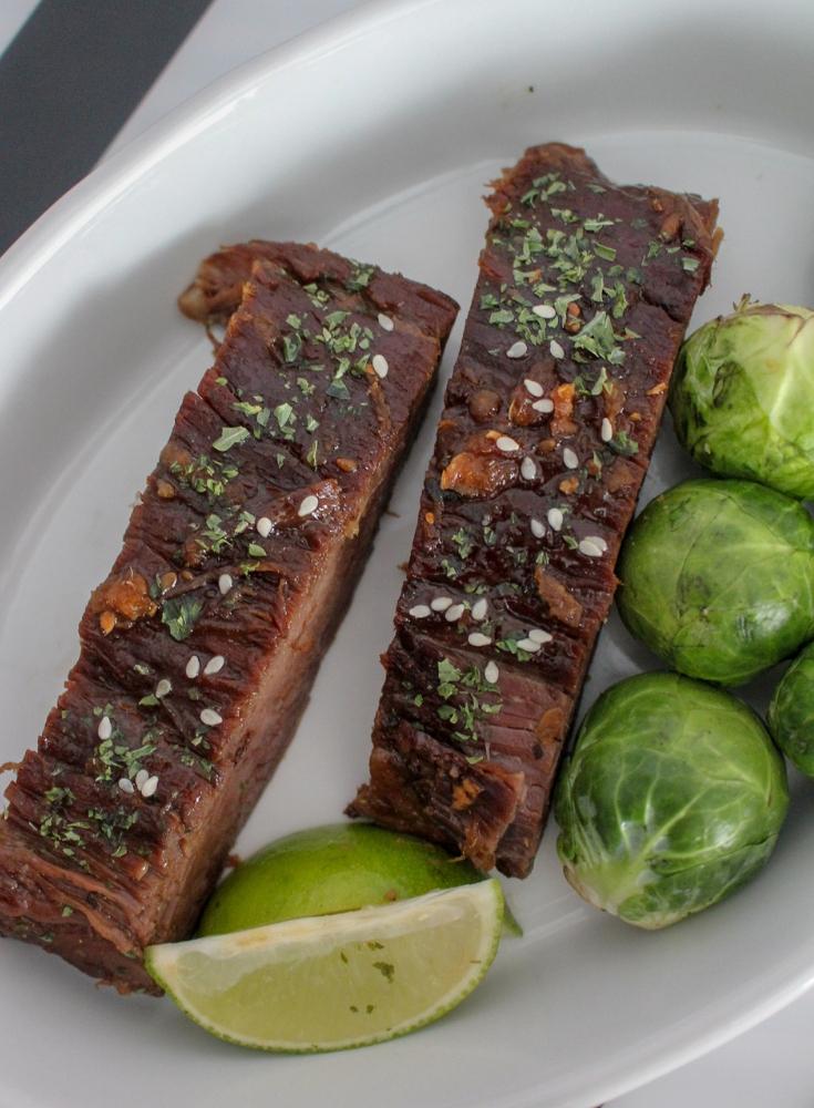 Asian Flank Steak recipe
