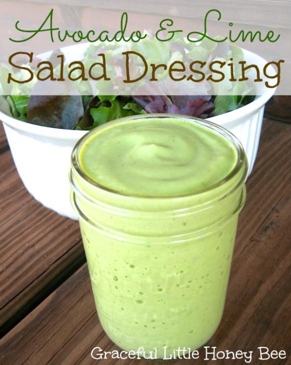 Avocado-Lime-Salad-Dressing