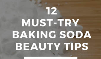 Baking Soda Beauty Tips