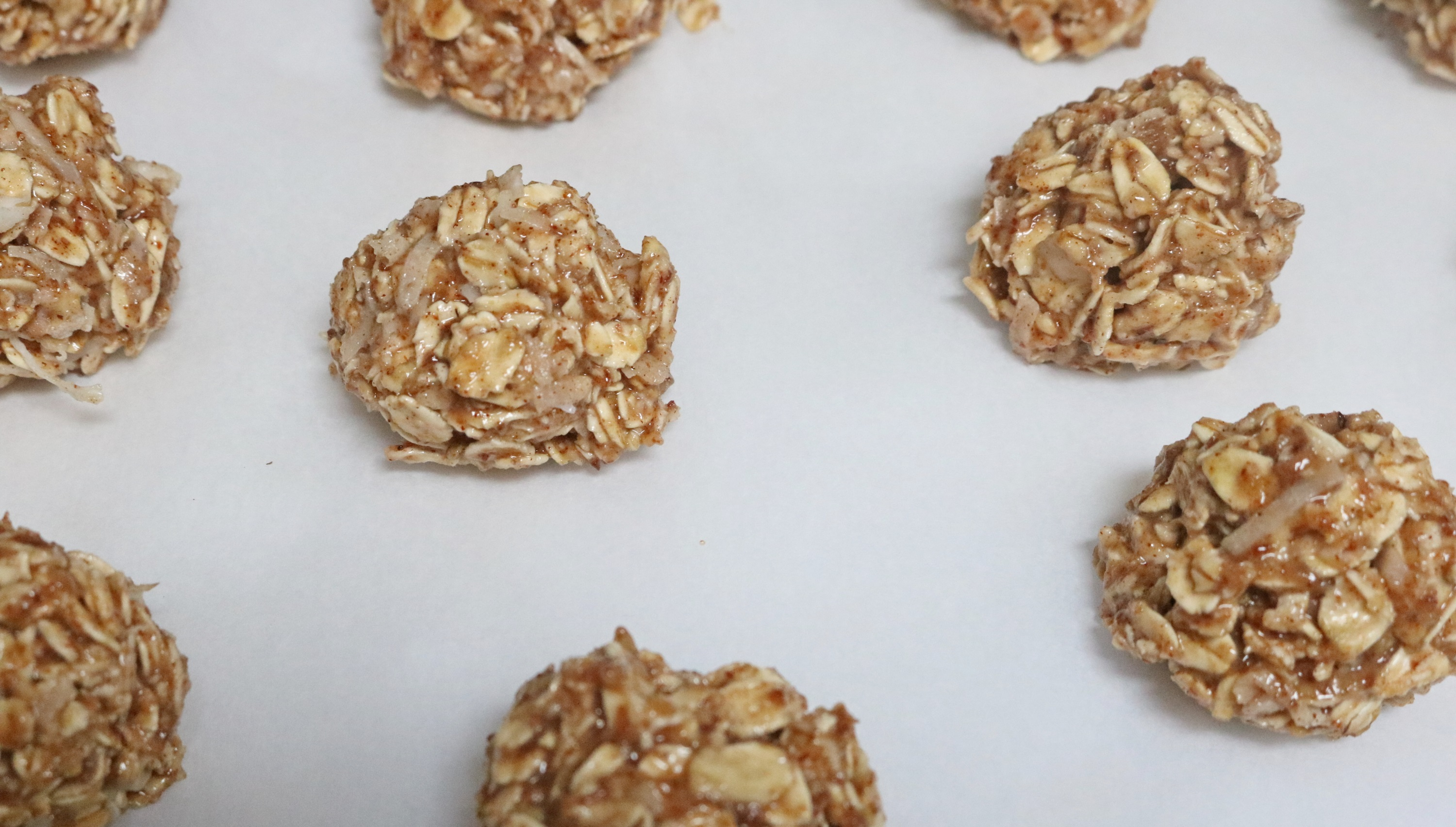 How to make Kid-Approved Banana Oat Energy Balls