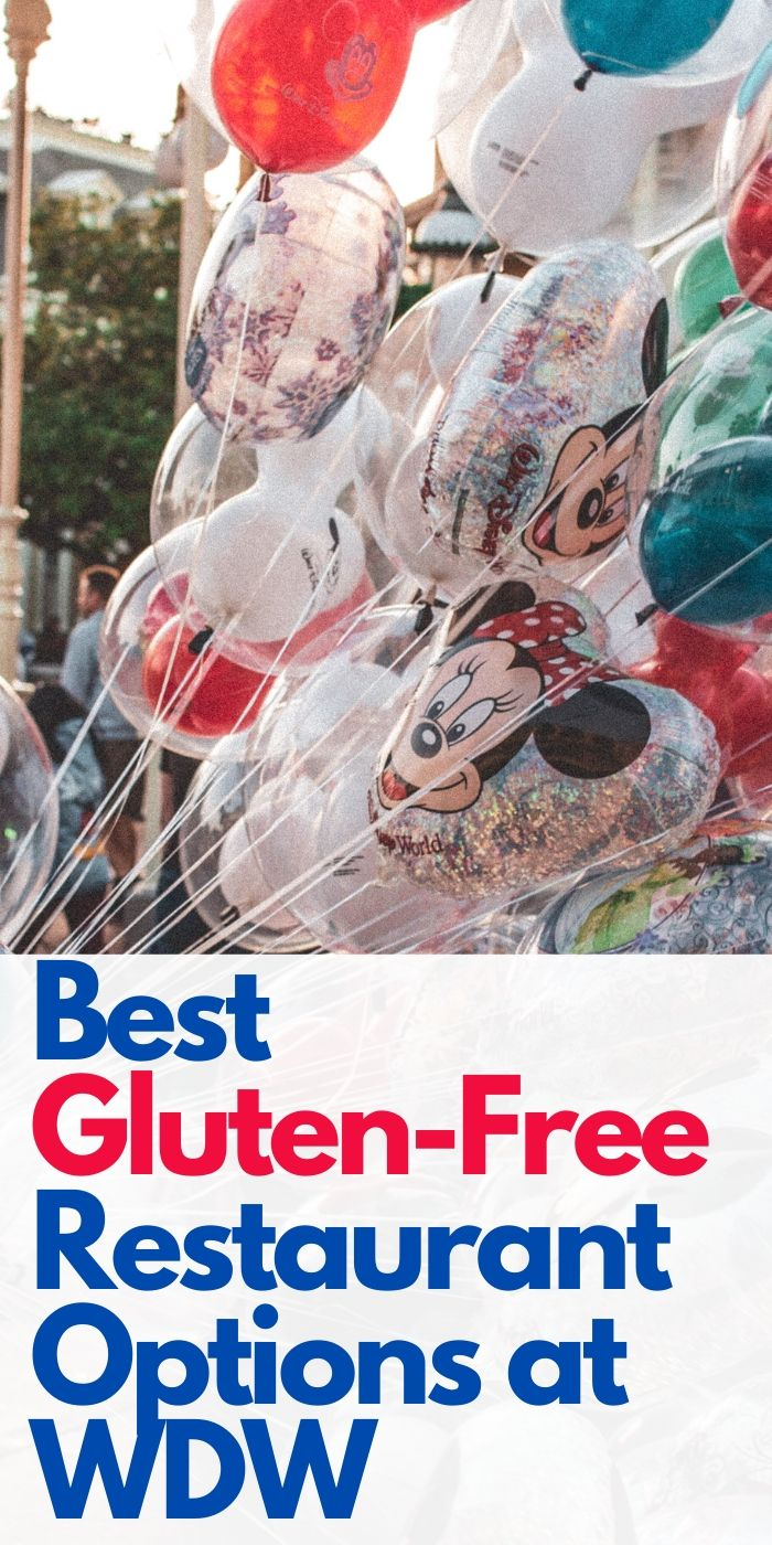 If you're planning a trip, check out the Best Gluten-Free Restaurant Options at Walt Disney World. The options are endless! #disney #waltdisneyworld #glutenfree #restaurants #breagettingfit