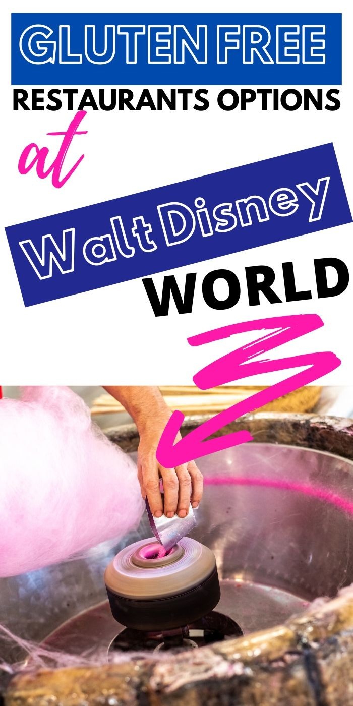 If you're planning a trip, check out the Best Gluten-Free Restaurant Options at Walt Disney World. The options are endless! #disney #waltdisneyworld #glutenfree #restaurants #breagettingfitIf you're planning a trip, check out the Best Gluten-Free Restaurant Options at Walt Disney World. The options are endless! #disney #waltdisneyworld #glutenfree #restaurants #breagettingfit