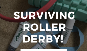 Surviving Roller Derby!