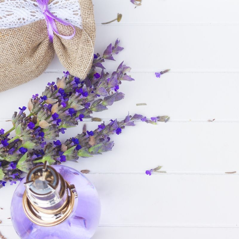 DIY Lavender Products | Making Products That Use Lavender | Lavender Products To Give As Gifts | Impressive Lavender Products | #lavender #uses #products #oils #essentialoils #diy #creative #unique #breagettingfit