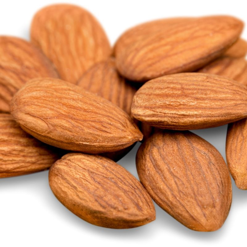 Learn all about the Composition and Health Benefits of Almonds. These little nuts pack a huge punch of nutrients that you are going to want to know about. #nuts #almonds #healthbenefits #breagettingfit