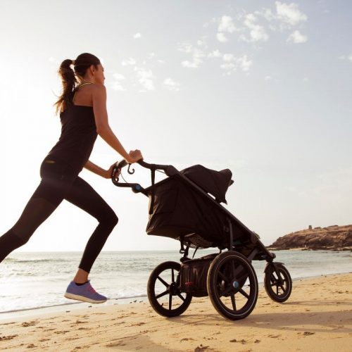 We have a guide for the Best Fans for Strollers. Heading out with the kids and strollers in the heat is much better with a fan or two. #stroller #fans #kids #hot #best #easy #strollerfan #breagettingfit