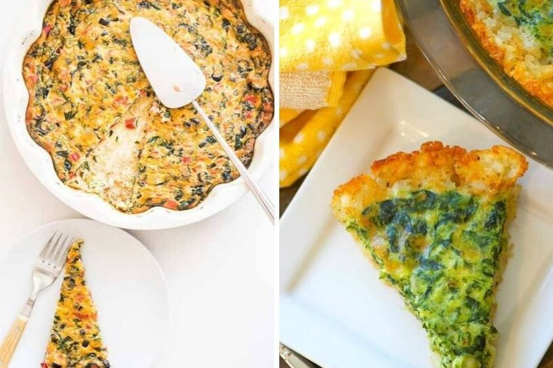 I can't wait for you to try these Delicious Must-Try Easy Quiche Recipes. Every bite will fill you will tons of flavor. The best part is they are easy too! #easy #quiche #breakfast #brunch #breagettingfit