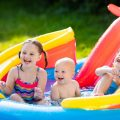 Your little ones will love the Best Backyard Kiddie Pools For Summer! They are a perfect way for your kiddo to have a blast while splashing the day away. #kiddie #pool #best #summer #toddler #kids #breagettingfit