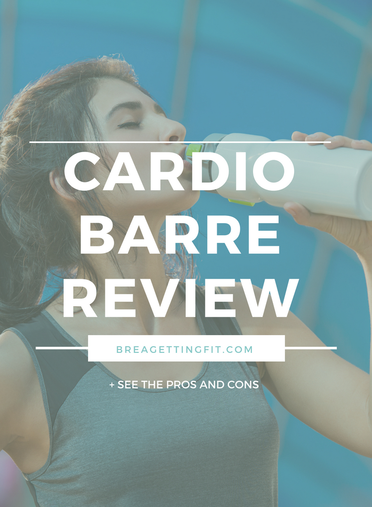 Cardio Barre Review - Did it work good? Check out my pros and cons.
