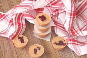 Paleo Keto Cherry Almond Butter Fat Bombs Recipes