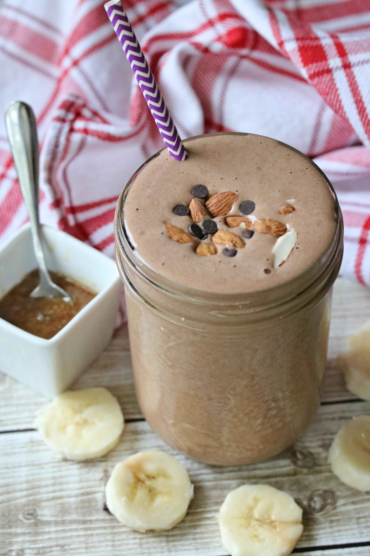 High Protein Banana Milkshake Recipe