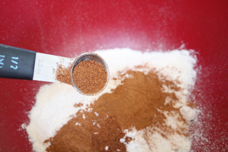 Coconut Flour Apple Muffins - Paleo Breakfast Muffins