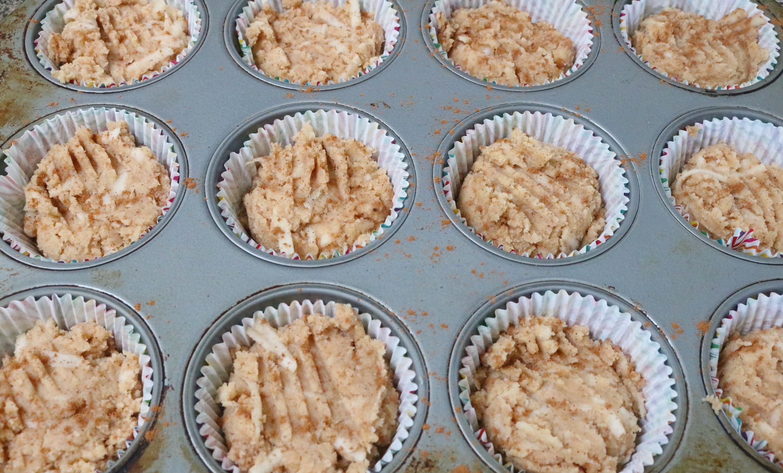 Coconut Flour Apple Muffins Paleo Breakfast Muffins
