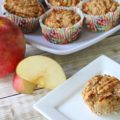 Coconut Flour Apple Muffins (Paleo Breakfast Muffins)