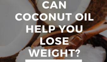Coconut Oil Help with Fat Loss