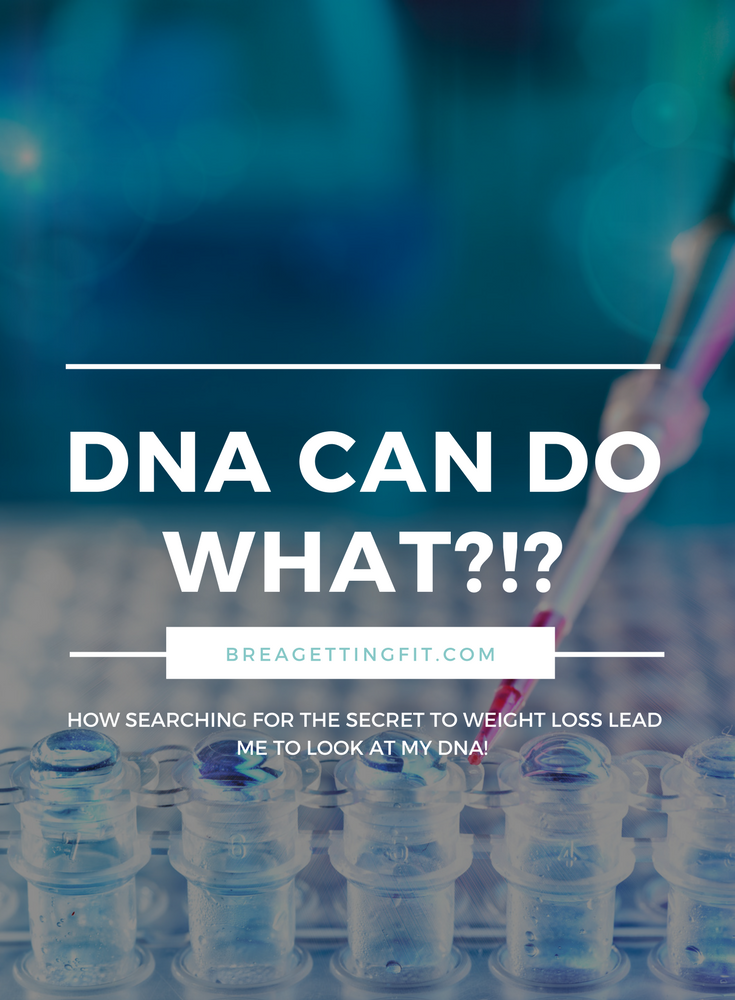 DNA Can Do What? Helix DNA Test Review | BREA Getting Fit