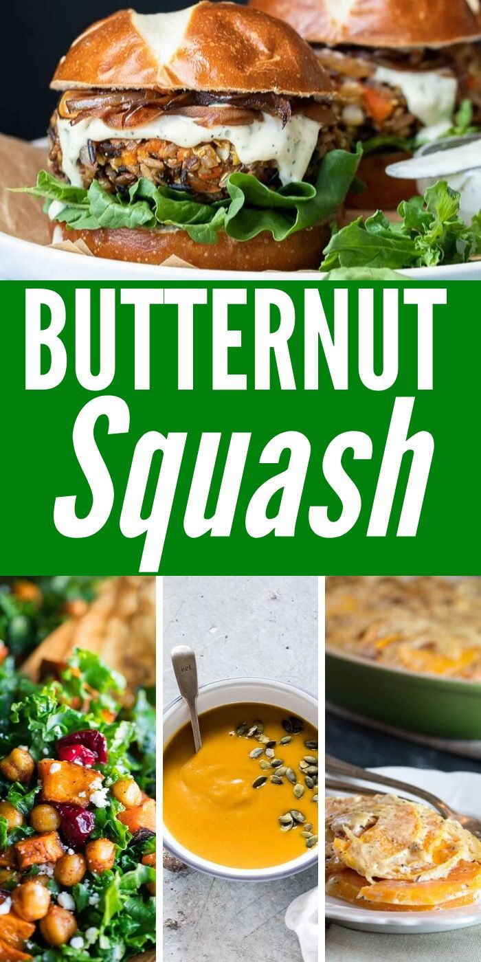 You are going to drool over these 20 Of The Very Best Butternut Squash Recipes! They are so delicious it's impossible not to fall in love with them! #butternutsquash #dinner #easy #breagettingfit #soup #onepot #best