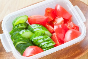 paleo school lunch box