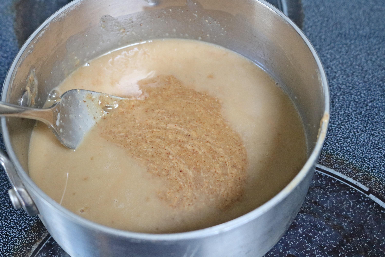 paleo double layer fudge recipe