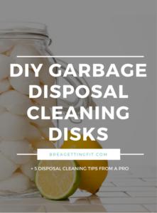 Garbage Disposal Refresher Recipe