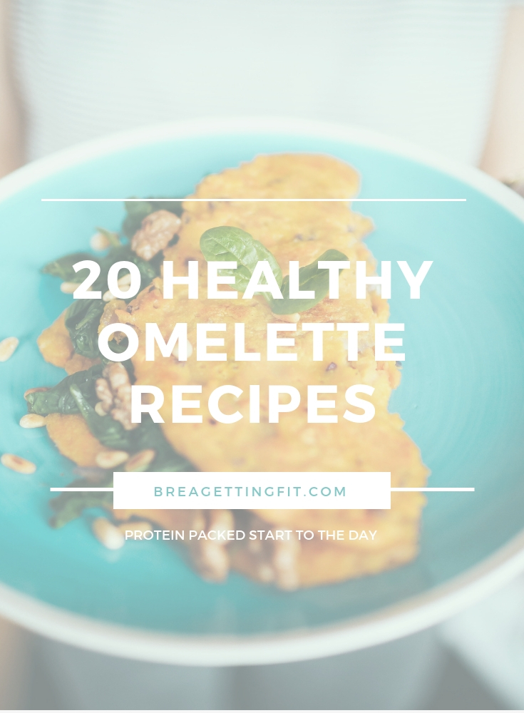 easy Healthy Omelette Recipes