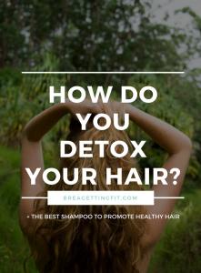 How do you detox your hair?