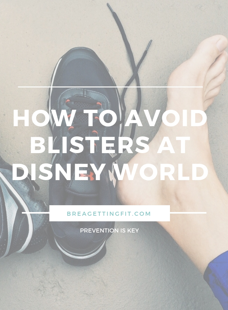 How to Avoid Blisters at Disney World