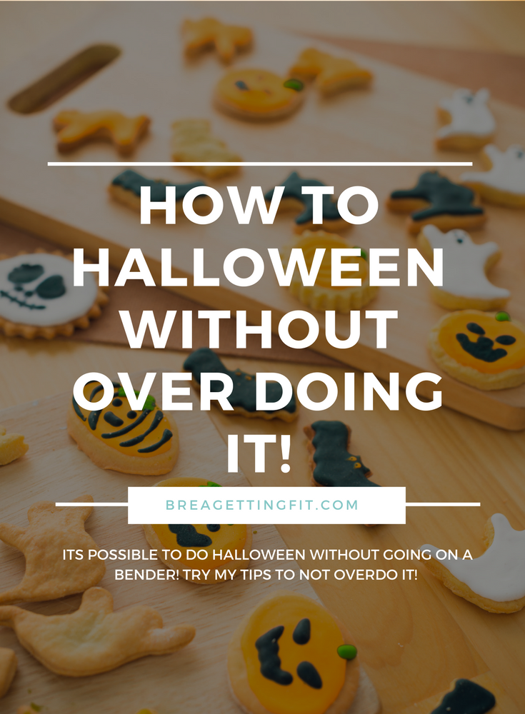overdoing it on Halloween