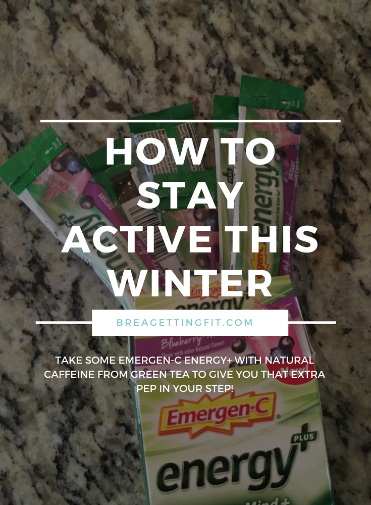 How to Stay Active This Winter