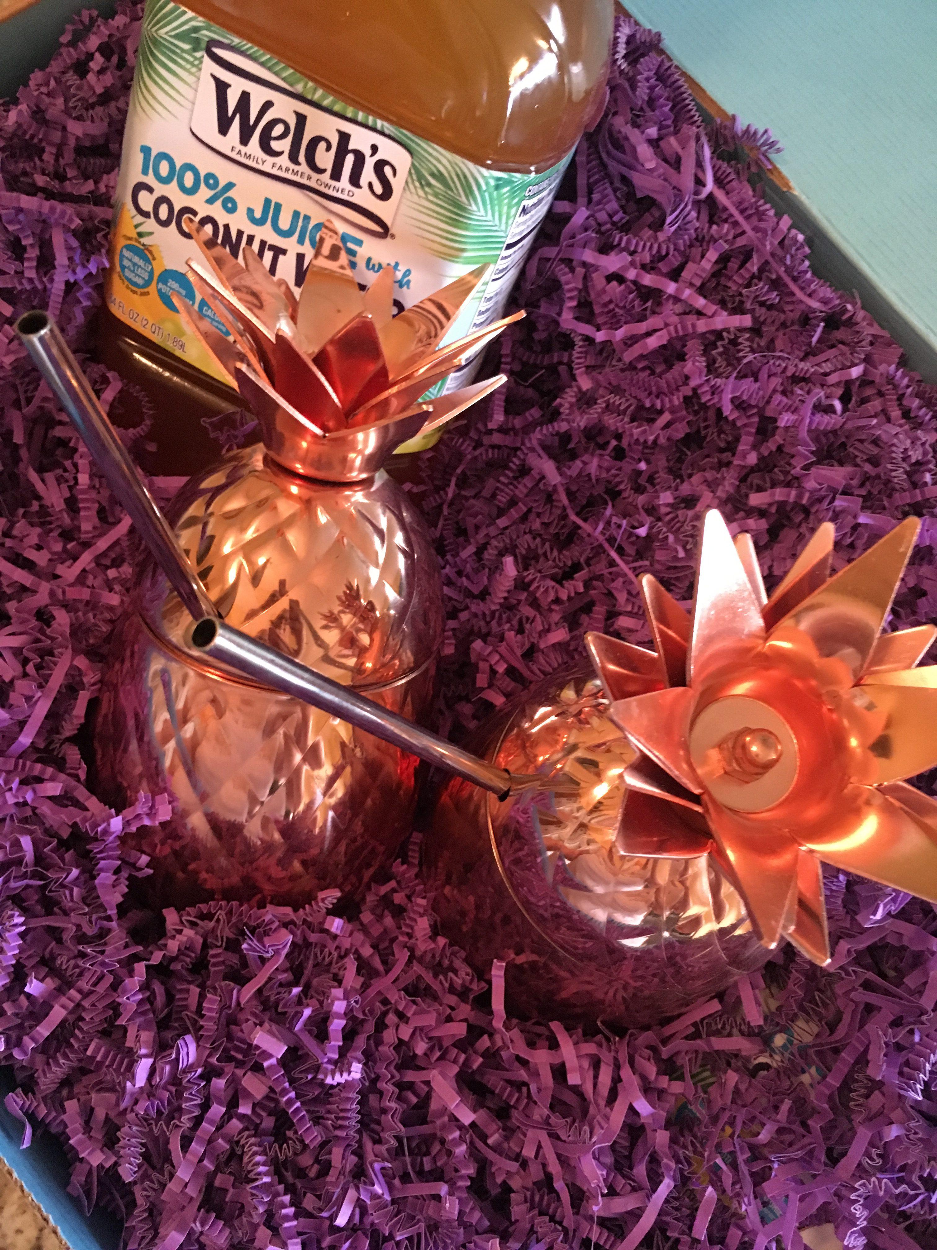 coconut water hack