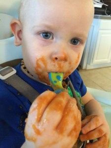 GerberChewU is a great place to learn about why your baby needs to mash and chew! #ad