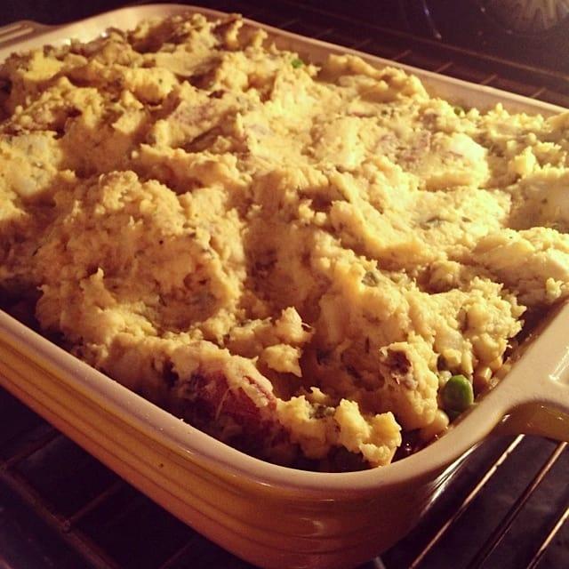 Acorn Squash Shepherd's Pie Recipe