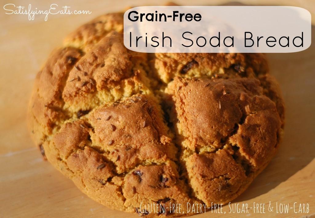 Grain free soda bread THM recipe