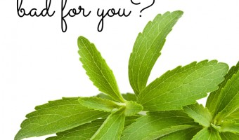 Is Stevia Bad For You? I did some research!