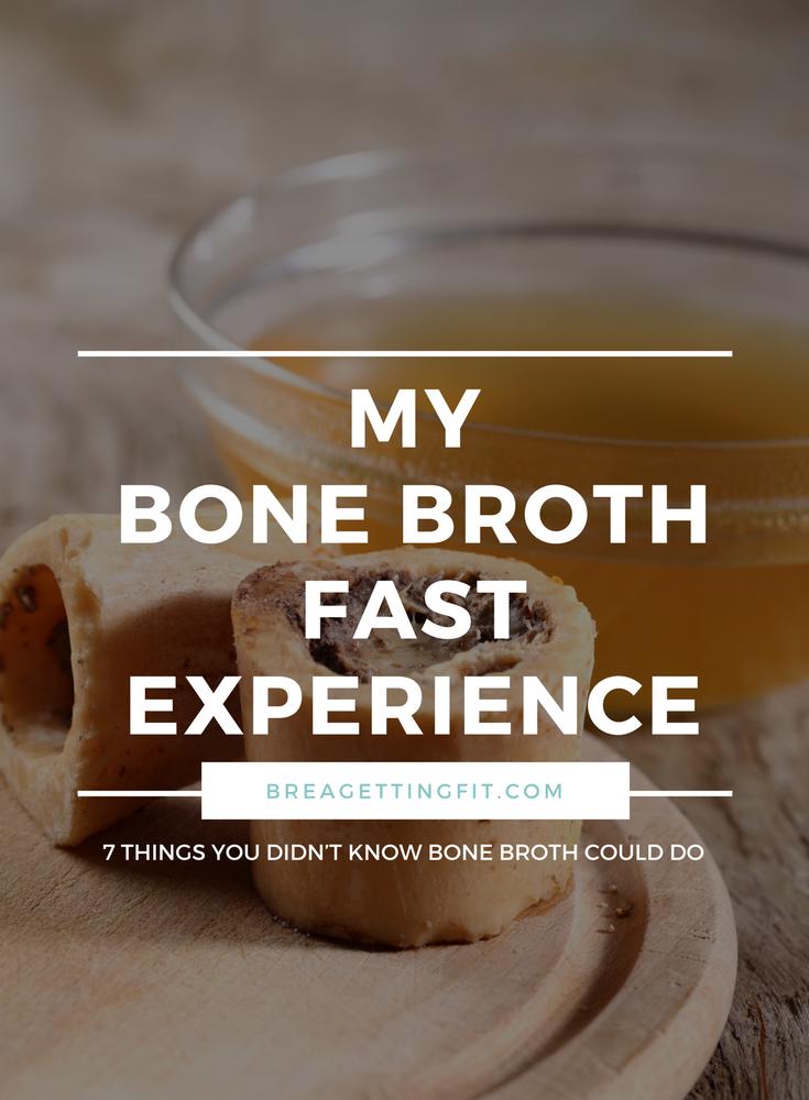 keto low carb detox bone broth fast experience