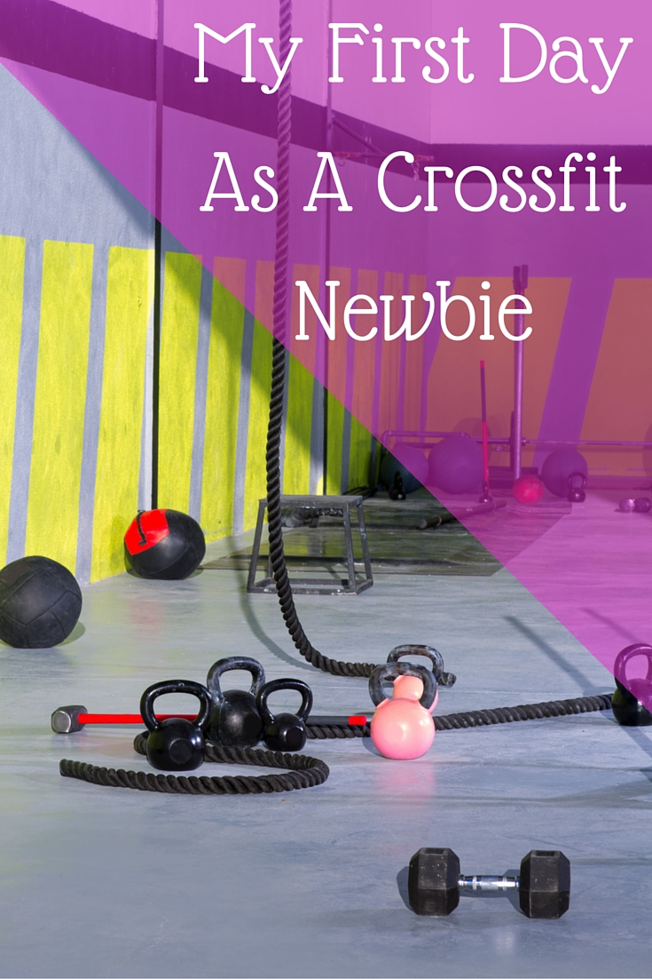 My First Day As A Crossfit Newbie