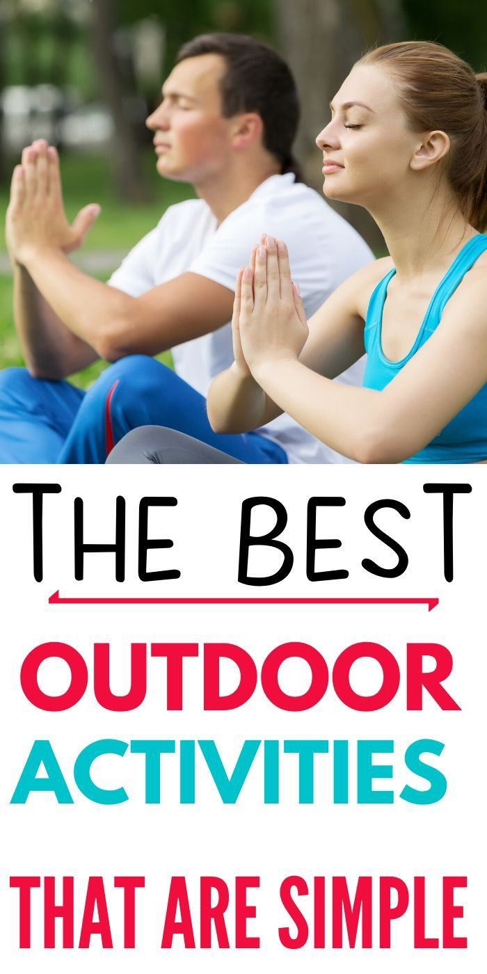 Are you looking for some great outdoor activities that are simple and fun? You're going to love the easy options on this list! #outdoor #activities #family #fun #breagettingfit