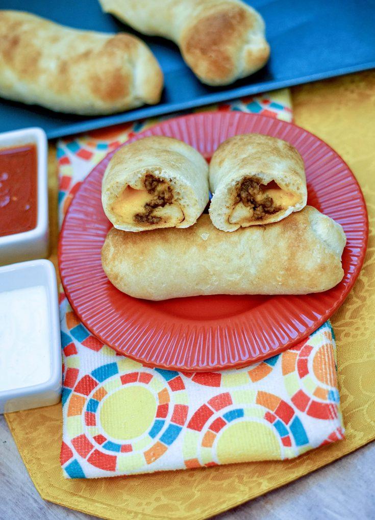Taco Rollup Recipe